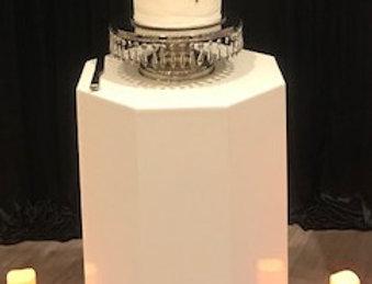 High Gloss Wedding Cake Stand