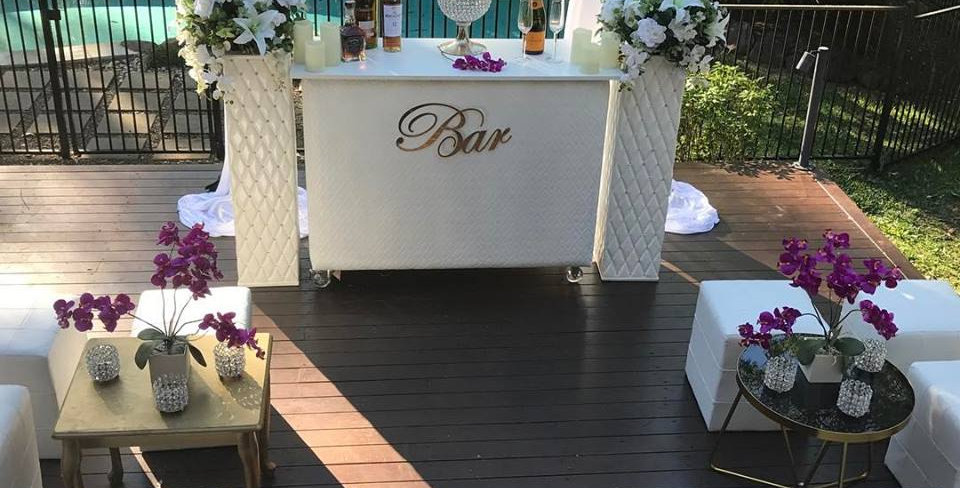 White Drink Bar Package