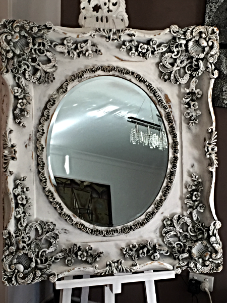 Antique Mirror  Anna