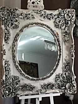 Antique Mirror  Anna
