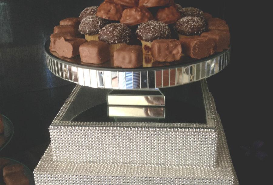 Cake stand 31 cm round