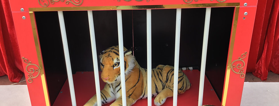 Circus Cage Prop