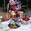 Thumbnail: Tea cup table centerpiece