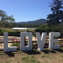 LOVE letters albert River Wines