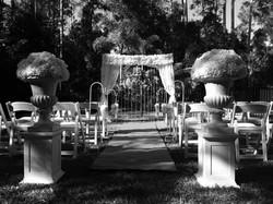 DELUXE wedding ceremony package