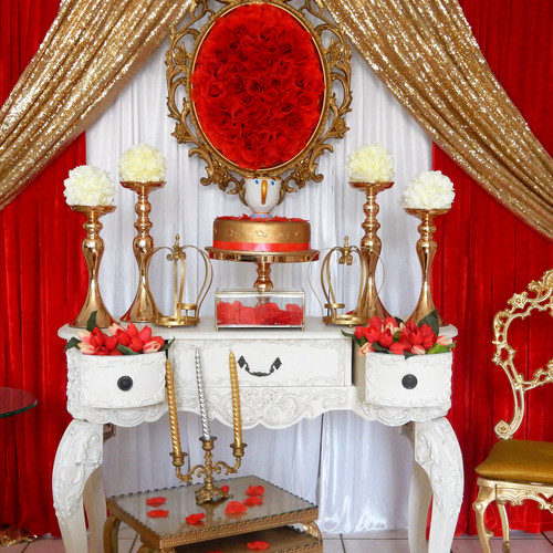 Wedding packages queensland wow weddings wedding and event hire beauty and the beast themed package junglespirit Gallery