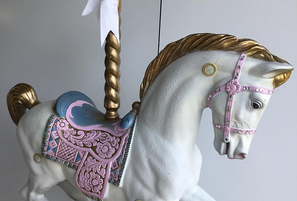 Decorative Carousel Horse Ziggy