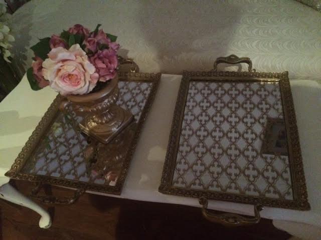sweets tray