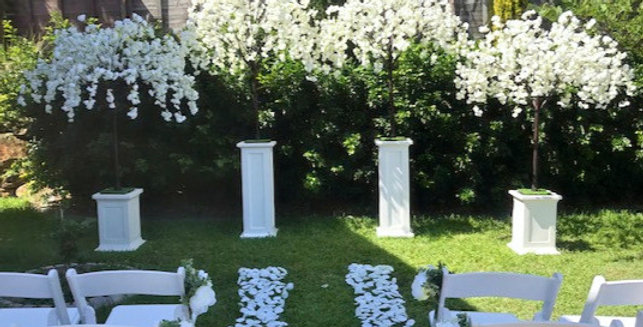 Blossom Tree Ceremony Package