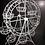 Thumbnail: Metal ferris wheel cupcake holder