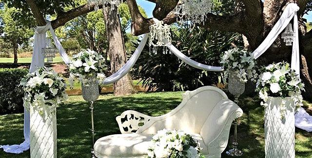 Bridal Garden Package Jessica