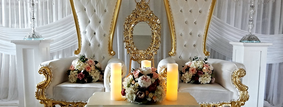 Bridal Stage Package version A , B  or C