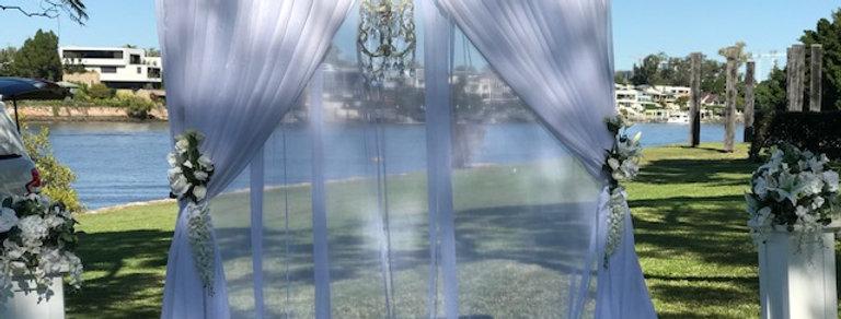 Wedding Arch Greeny