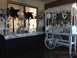 Lolly carts for hire Brisbane