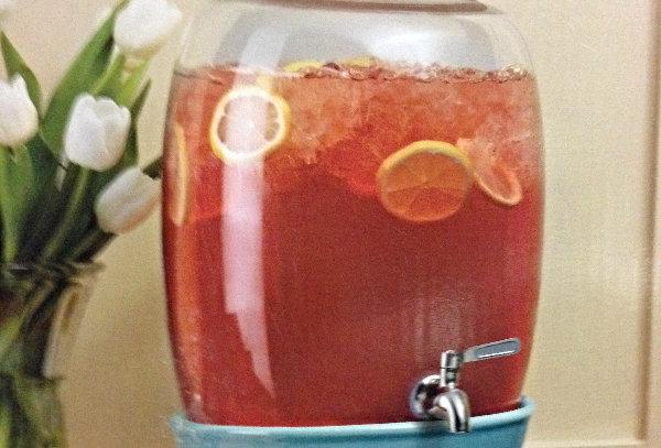11 Liter  Drink Dispenser Blue Base