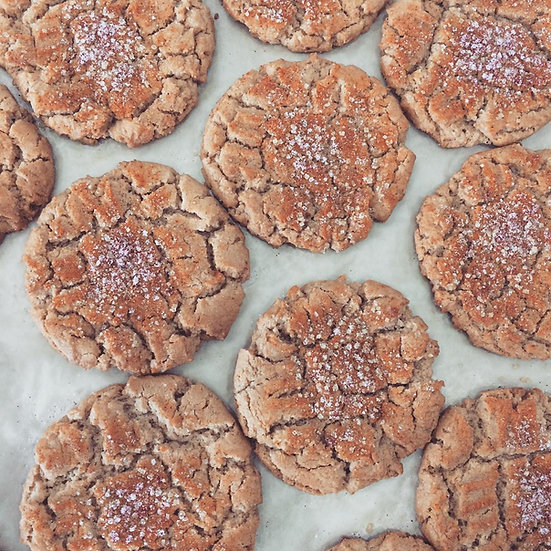 Peanut Butter Paprika Cookies - 6 pack