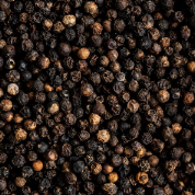 Spices, Black peppercorns (whole) - 2 oz