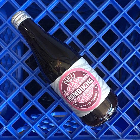 Kombucha, Tart Cherry Ginseng - 12 fl oz