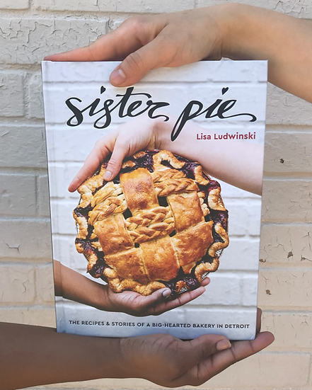 Sister Pie Cookbook - Signed!