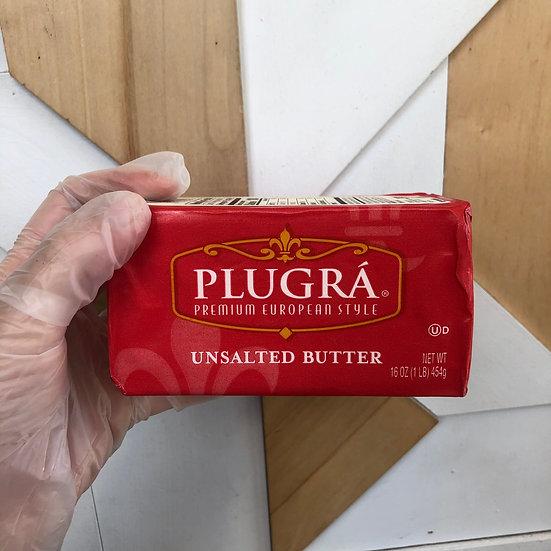 Butter, unsalted - 1 lb
