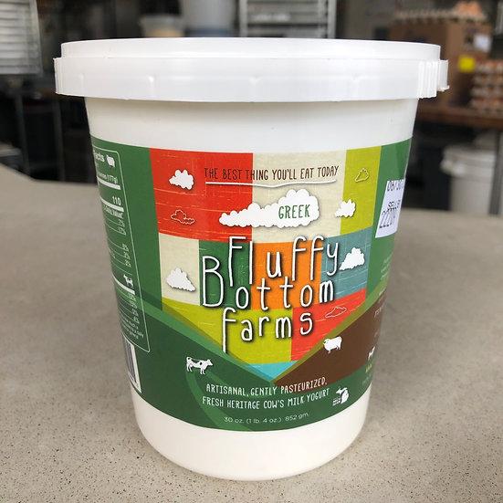 Yogurt, Plain - 1 quart