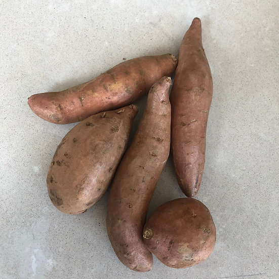 Sweet potatoes - 1 lb