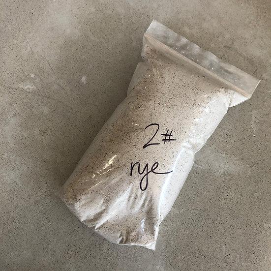 Flour, Rye (organic) - 2 lb