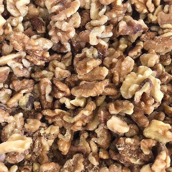 Nuts, Walnuts (raw, shelled) - 8 oz