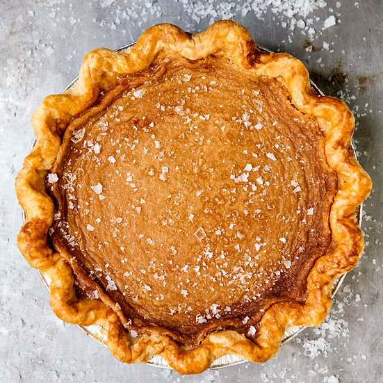"""9"""" Salted Maple - Thanksgiving"""