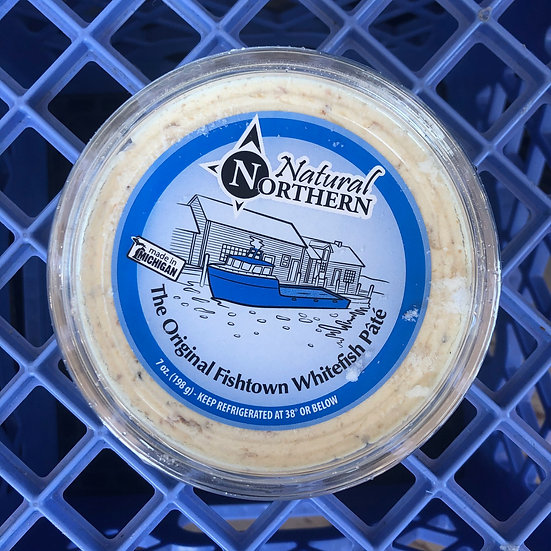 Spread, Original Fishtown Whitefish Pate - 7 oz