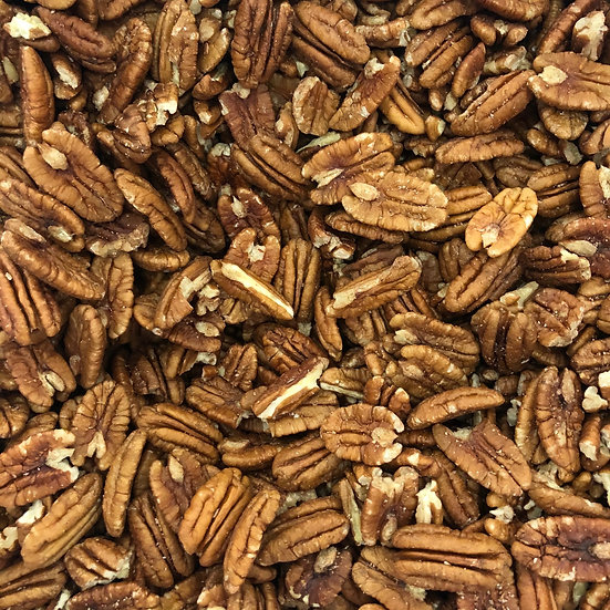 Nuts, Pecans (raw, shelled) - 8 oz