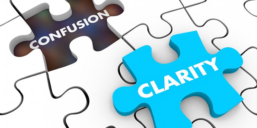 BUSINESS SUCCESS: Clarity vs. Blind Spots
