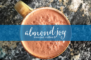 Almond Joy Blended Coffee