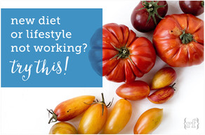 New Diet or Lifestyle Not Working? Try This!