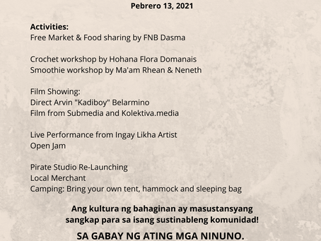 Bahaginan Sa Silang (English Version)
