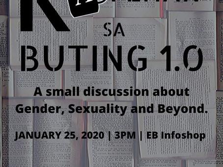 Kapehan sa Buting | January 25, 2020