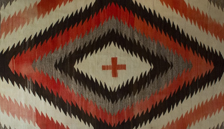 642-679.jpgNavajo Transitional Weaving Circa 1890's