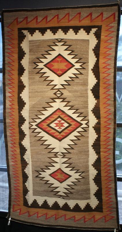 Traditional Navajo Weaving