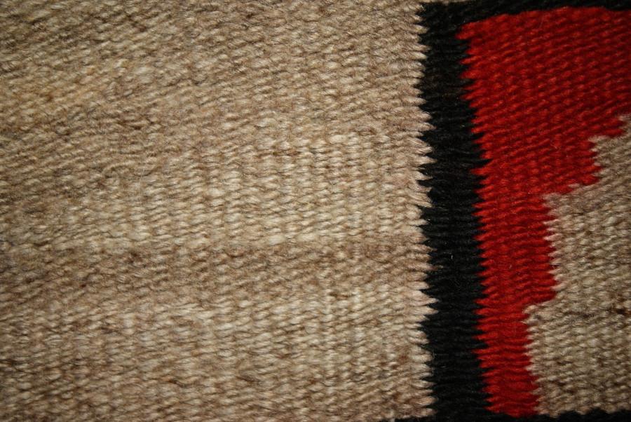 1940's Ganado Navajo Weaving