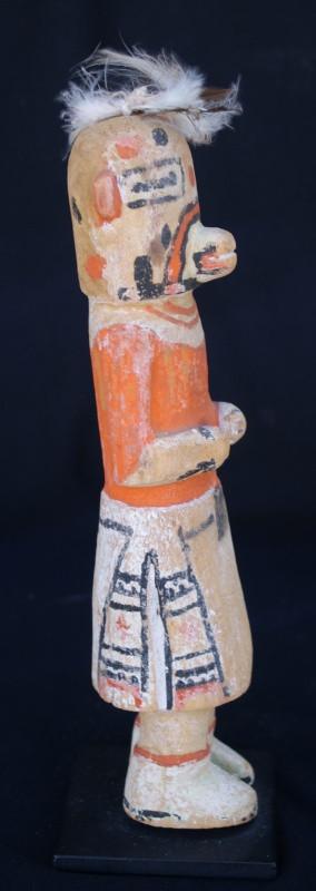 Hopi Pueblo Katsina/ Kachina Doll (Qoia)