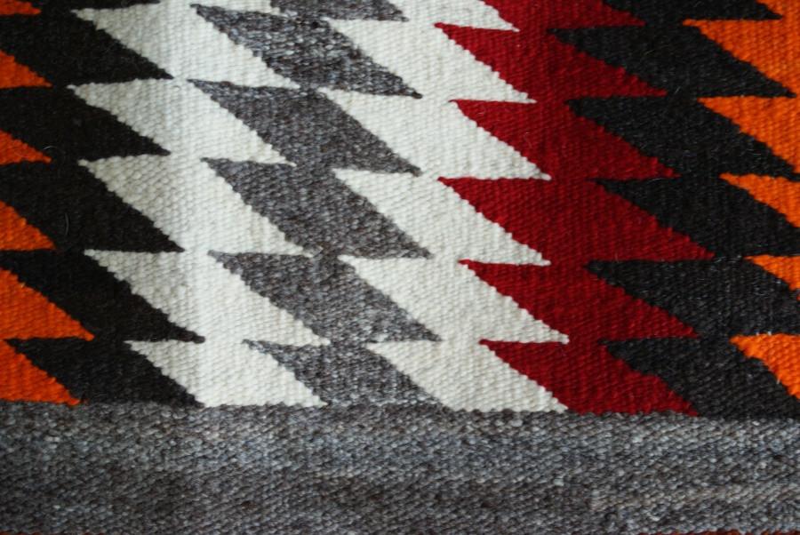 Vintage Navajo Rug/ Weaving
