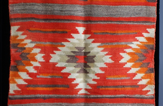1890's Childs Transitional Weaving Artist Unknown