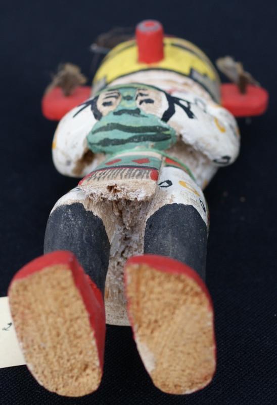Hopi Pueblo Avachoya Spotted Corn Kachina Doll Artist Unknown