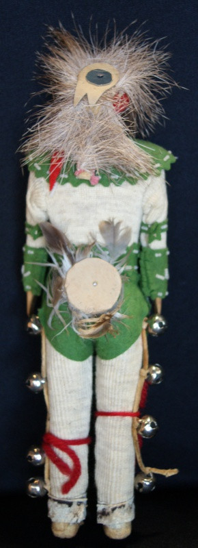 Early 20th Century Plains Indian Doll