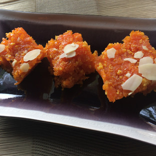 Day 3 - Carry on fasting with Delicious Carrot Burfi