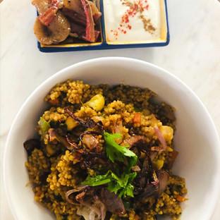 Have a Millet a day...serve up some Kodo Millet Vegetable Biryani
