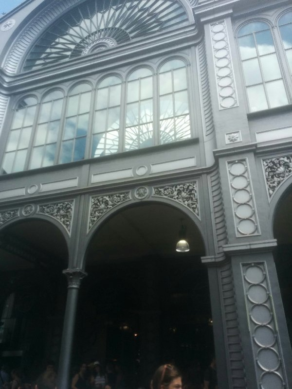 The Borough Arches..