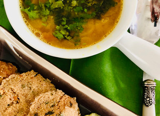 Instant Oats and Semolina Idlis for light and fresh breakfasts