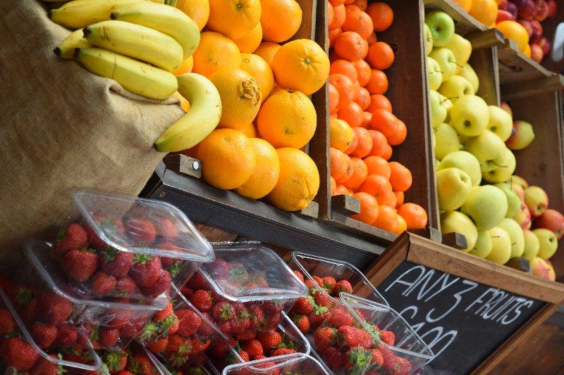More fruits!