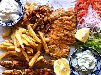 Greek & Delicious ...just like its name
